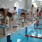 Małopolskie swimming competition -Memorial of Andrzej Kiełbusiewicz