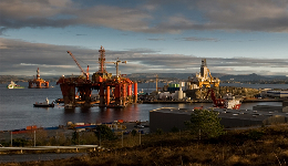 Surface protection team for Oil&Gas business in Bergen, Norway