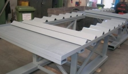 Platforms, brackets and boxes -construction, Norway