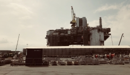 Delivery of the module for Johan Sverdrup 2 Rig